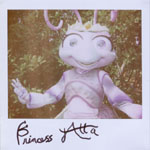 Portroids: Portroid of Princess Atta