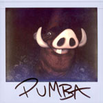 Portroids: Portroid of Pumba