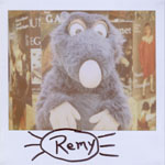 Portroids: Portroid of Remy