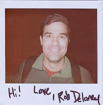 Portroids: Portroid of Rob Delaney