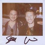 Portroids: Portroid of Sam Chafos and Chad Trewick