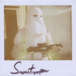 Portroids: Portroid of Snowtrooper