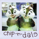 Portroids: Portroid of Space Chip n Dale