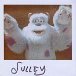 Portroids: Portroid of Sulley