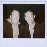 Portroids: Portroid of Thomas Lennon and Robert Ben Garant