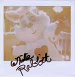 Portroids: Portroid of White Rabbit