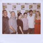Portroids: Portroid of Wilfred cast