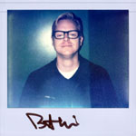 Portroids: Portroid of Ben Wise