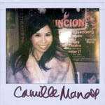 Portroids: Portroid of Camille Mana