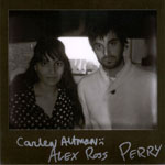 Portroids: Portroid of Carlen Altman and Alex Ross Perry
