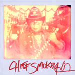 Portroids: Portroid of Chief Smokey