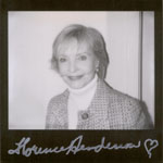 Portroids: Portroid of Florence Henderson