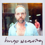 Portroids: Portroid of Hugo Weaving