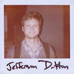 Portroids: Portroid of Jefferson Dutton