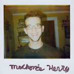 Portroids: Portroid of Mackenzie Henry