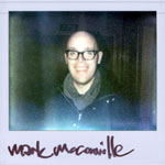 Portroids: Portroid of Mark McConville