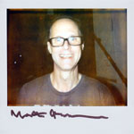 Portroids: Portroid of Matt Graham