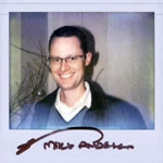 Portroids: Portroid of Mike Anderes