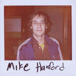Portroids: Portroid of Mike Hanford