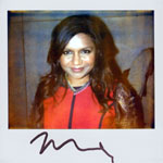 Portroids: Portroid of Mindy Kaling