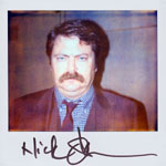 Portroids: Portroid of Nick Offerman