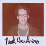Portroids: Portroid of Noah Weisberg