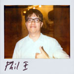 Portroids: Portroid of Phil Wang