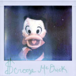 Portroids: Portroid of Scrooge McDuck